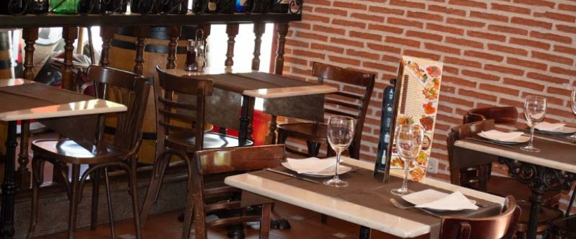 The importance of furniture in bars and restaurants